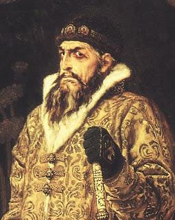 16 Janvier 1547 : Ivan le Terrible est couronné Tsar de Russie 1