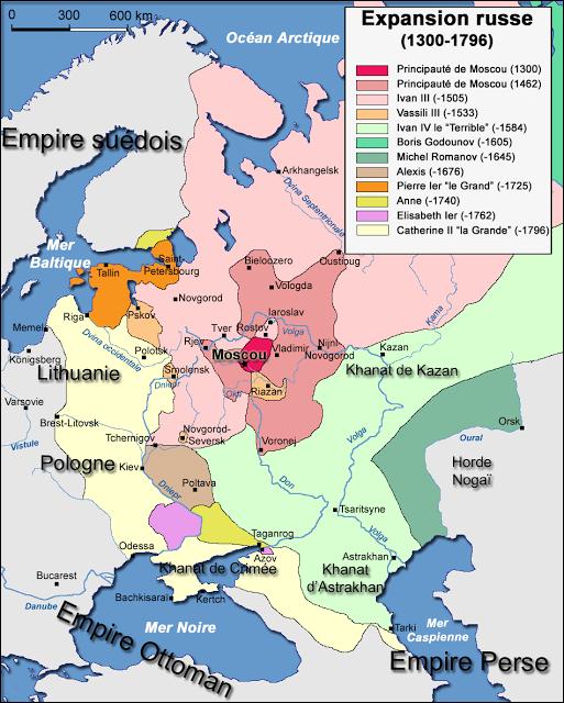 16 Janvier 1547 : Ivan le Terrible est couronné Tsar de Russie 3