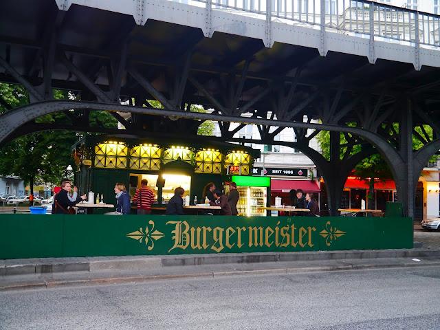 Klotür & Kanzlerin : Burgeramt Frühstücksklub 5