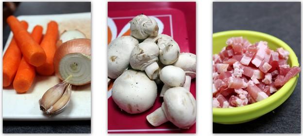 Recette Boeuf bourguignon ; un classique de la cuisine bourguignonne 1