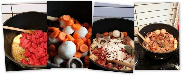 Recette Boeuf bourguignon ; un classique de la cuisine bourguignonne 3