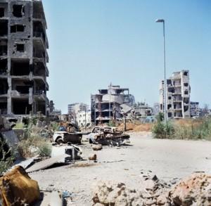 «L'insaisissable surface» du Liban 1