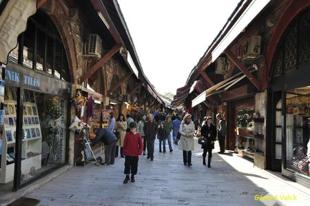 istanbul BAZAR arasta
