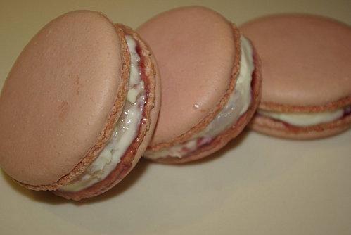 Macarons Ispahan
