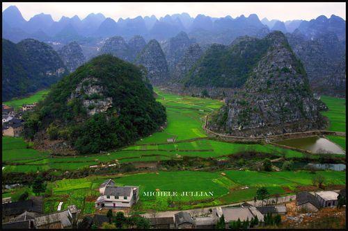 Blog Les cent mille collines, terre des Buyi - 2