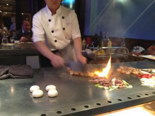 cuisson teppanyaki