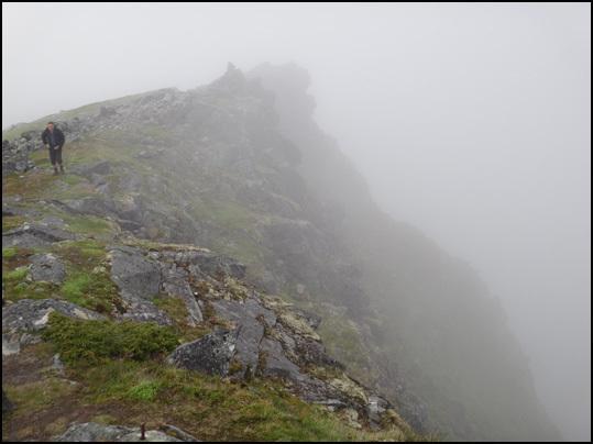 brouillard matmora Lofoten