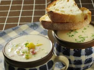La soupe du Zagorje, la Zagorska juha od krumpira (Recette croate) 1