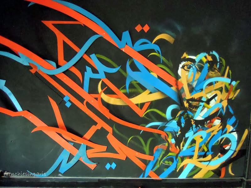Street Art Paris insolite et surprenant (Sortir à Paris) 26