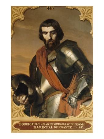 Jean II le Meingre, la Touraine et la Lituanie 1