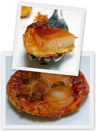 Recette de tarte tatin aux oignons ou aux fruits cuisine francaise - Recette de cuisine francaise ...