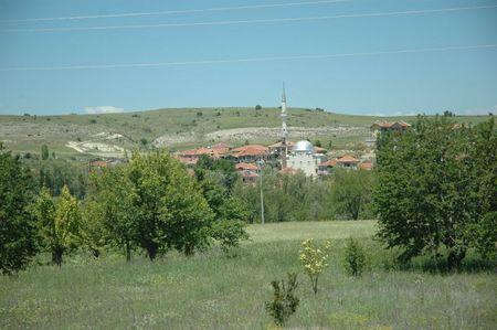 mosquee environs ankara anatolie