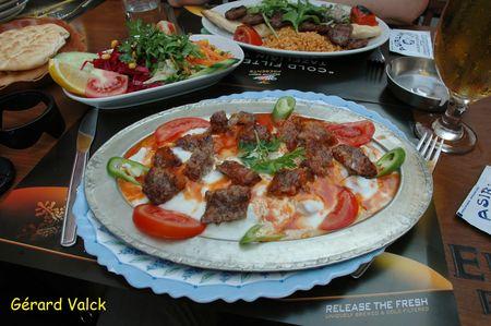iskander kebab istanbul