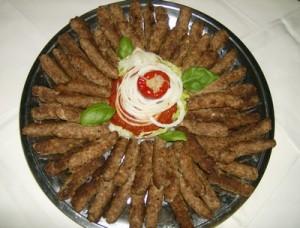 Recette cevapcici cevapi rouleaux de viande hach e pic e for Anthonys italian cuisine sacramento