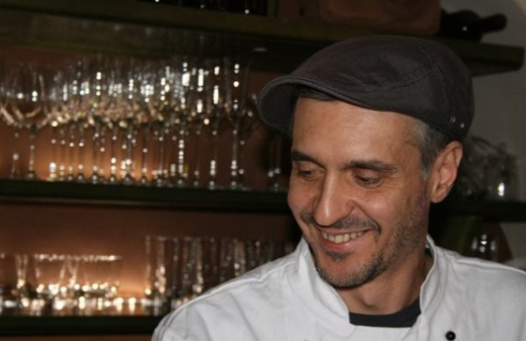 Enotria restaurant prague italian food cuisine italienne