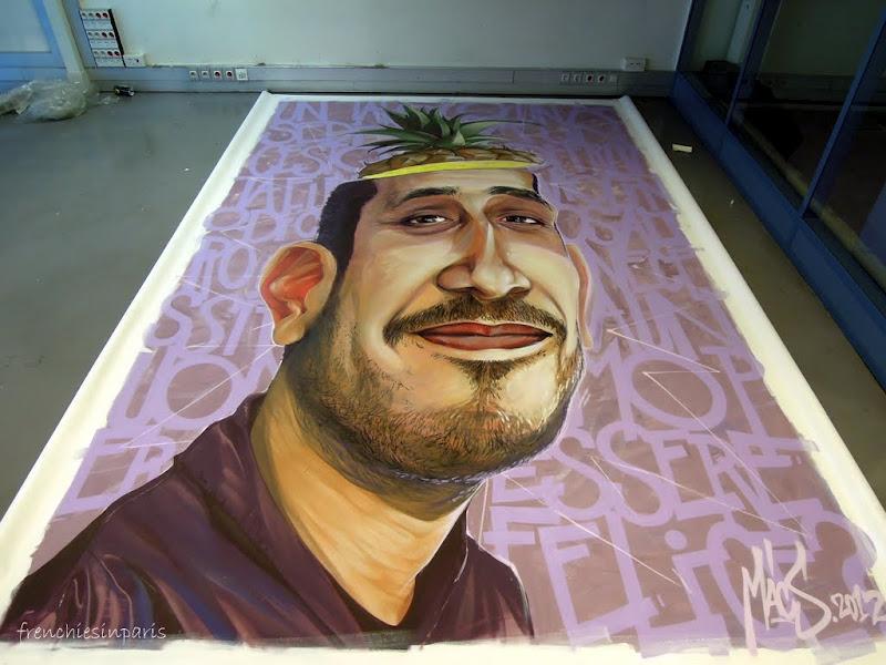 Street Art Paris insolite et surprenant (Sortir à Paris) 122