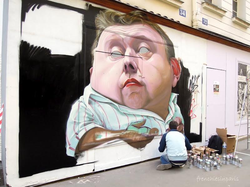 Street Art Paris insolite et surprenant (Sortir à Paris) 123