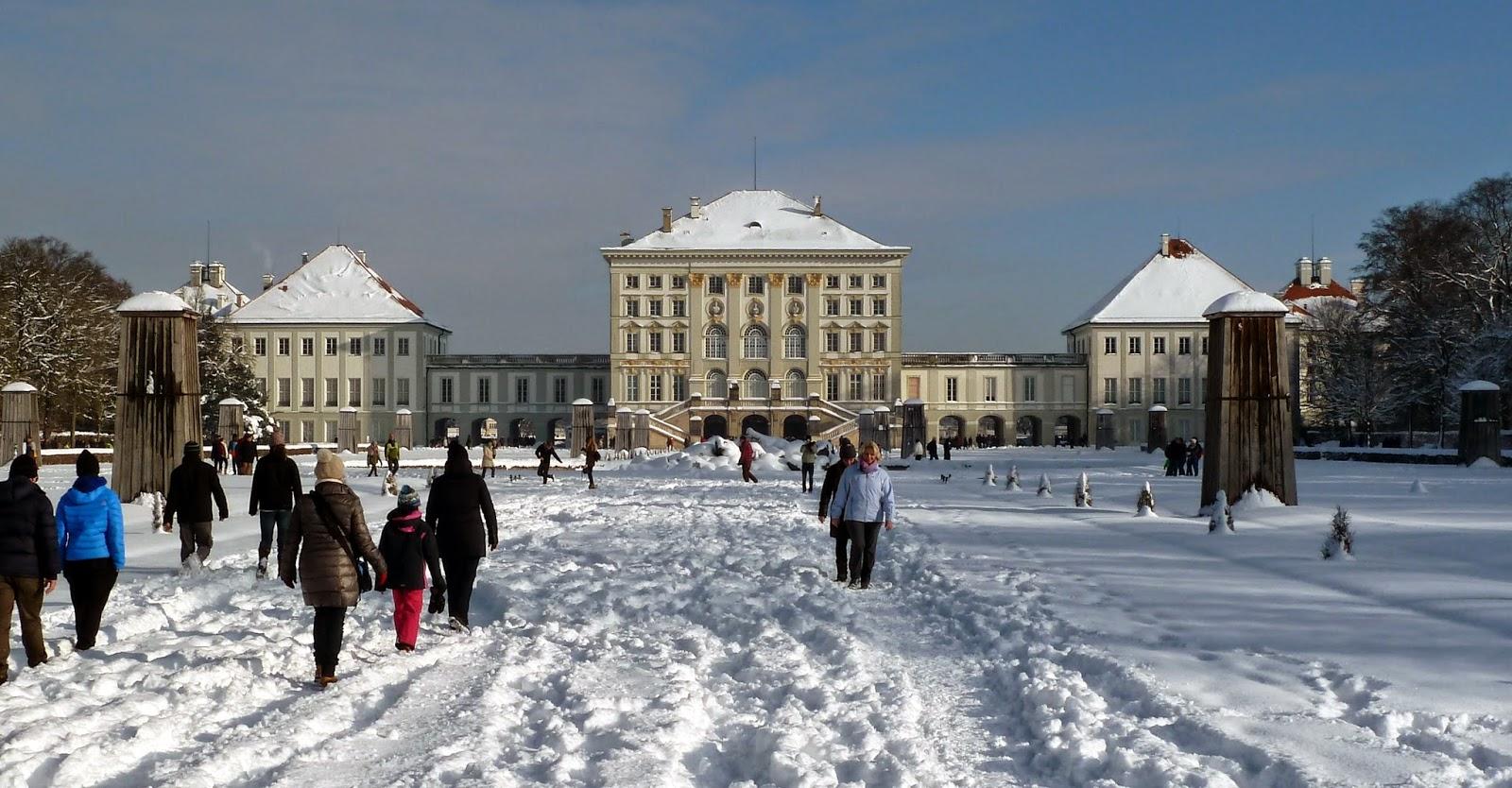 Chateau Nymphenburg, la résidence d'été des rois de Bavière à Munich 40