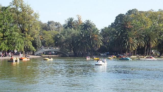 Rosario, ma belle ville en Argentine 4