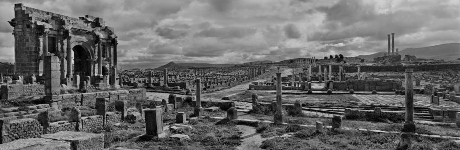 Marseille, porte de la Méditerranée : Koudelka, un champ de ruines 3