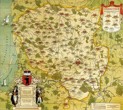 600e anniversaire de la christianisation de la Samogitie 2