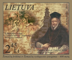 600e anniversaire de la christianisation de la Samogitie 4