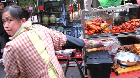 Marché de Shanghai : de Xizang à Dongtai Lu à la recherche de la petite bête 8