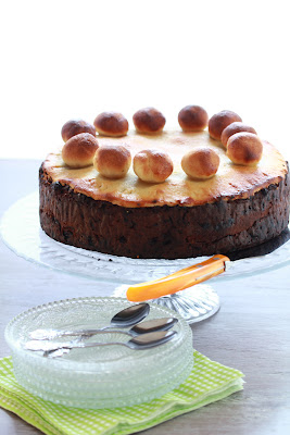Simnel Cake Recette Anglaise