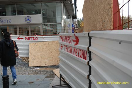 9fee7 81045048 p LE CHANTIER DE TAKSIM SANS CONCERTATION ...