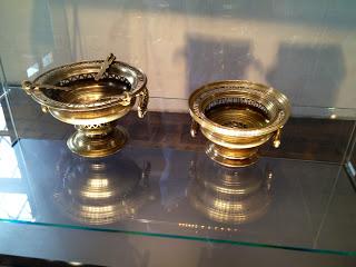Visiter Salzbourg : La vaisselle des princes archevêques de Salzbourg à Hohensalzburg 3