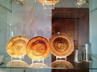 Visiter Salzbourg : La vaisselle des princes archevêques de Salzbourg à Hohensalzburg 6