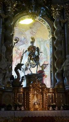 L'abbaye de Weltenburg sur le Danube en Allemagne (Tourisme Bavière) 34
