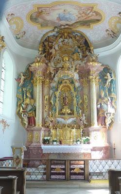 L'abbaye de Weltenburg sur le Danube en Allemagne (Tourisme Bavière) 42
