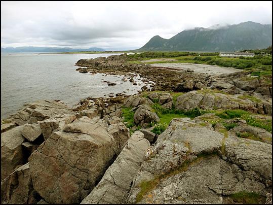 mer arctique iles Lofoten