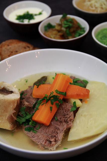 Tafelspitz ; recette du pot au feu autrichien, le plat préféré de l'empereur François Joseph 2