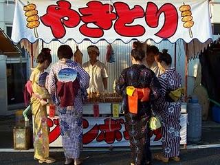 Yatai, yomise ! Les petites boutiques nocturnes des festivals japonais 1