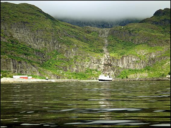 lieu de peche Lofoten