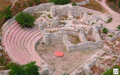La cité antique de Chersonèse Taurique en Crimée inscrite à l'UNESCO (Ukraine) 3