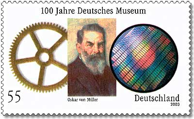 Datei:Stamp Germany 2003 - 100 Jahre Deutsches Museum.jpg