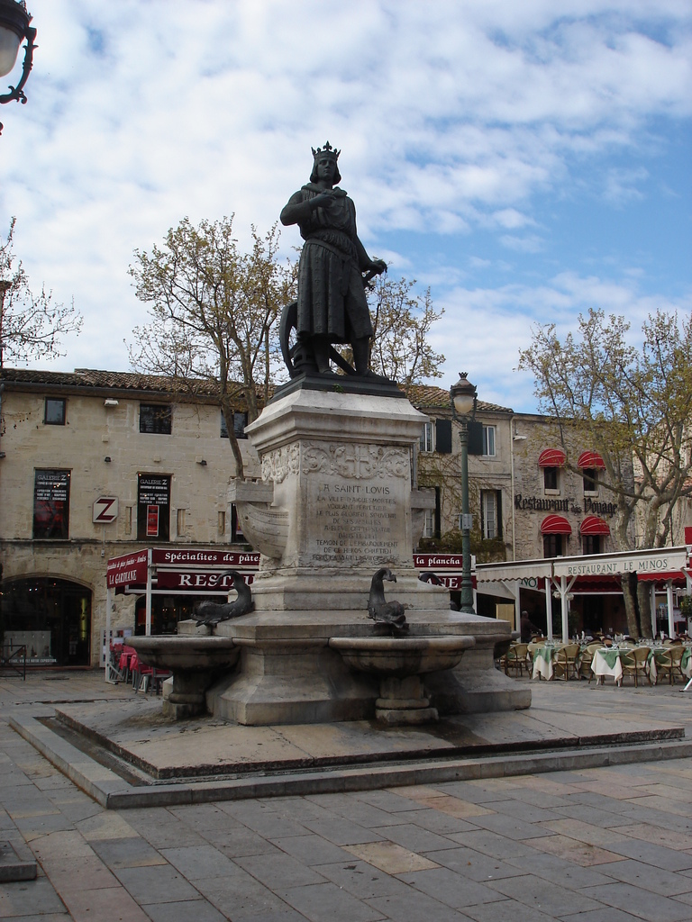 Aigues Mortes, belle ville médiévale du Gard (Languedoc Roussillon) 8