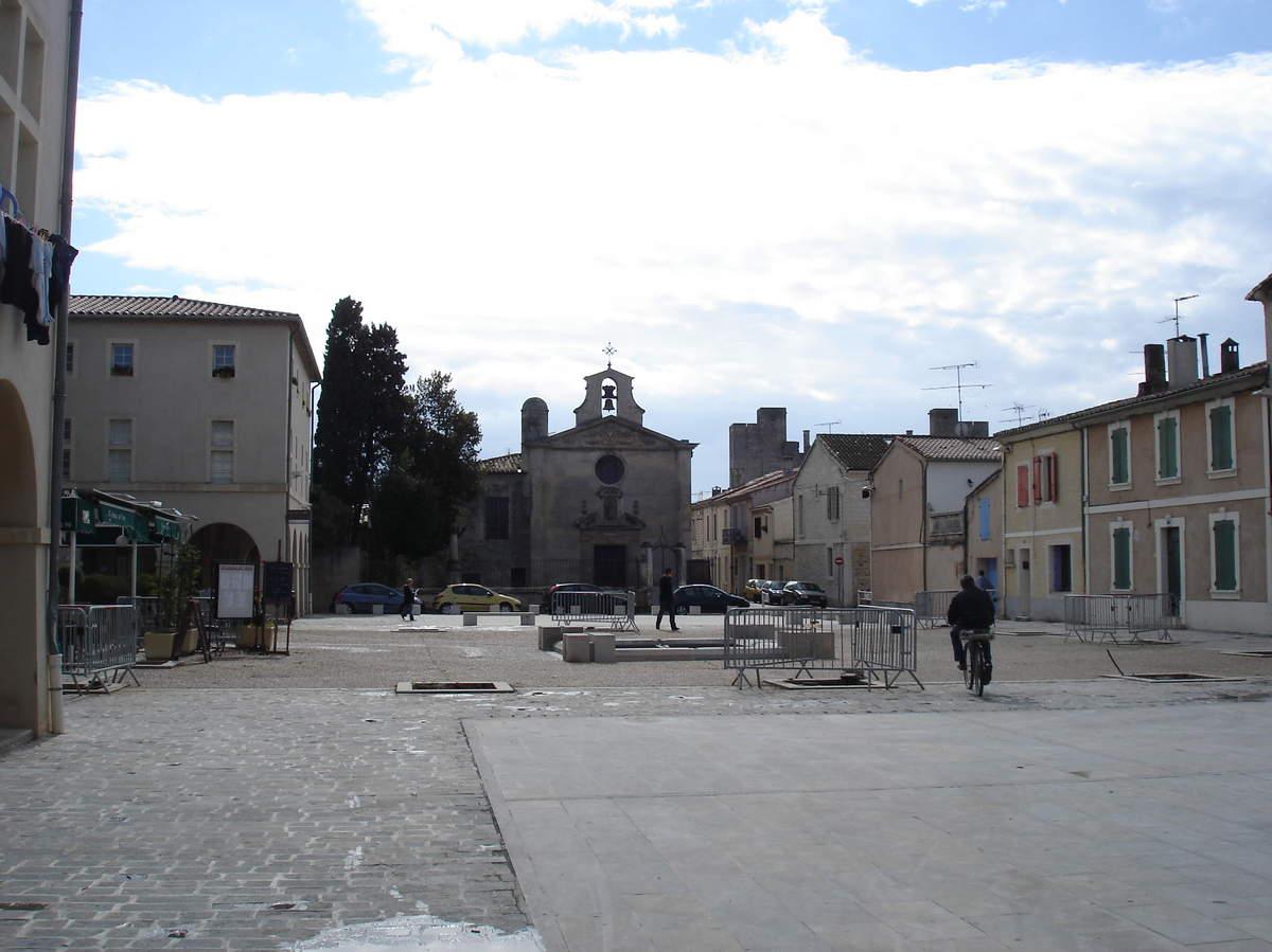 Aigues Mortes, belle ville médiévale du Gard (Languedoc Roussillon) 9