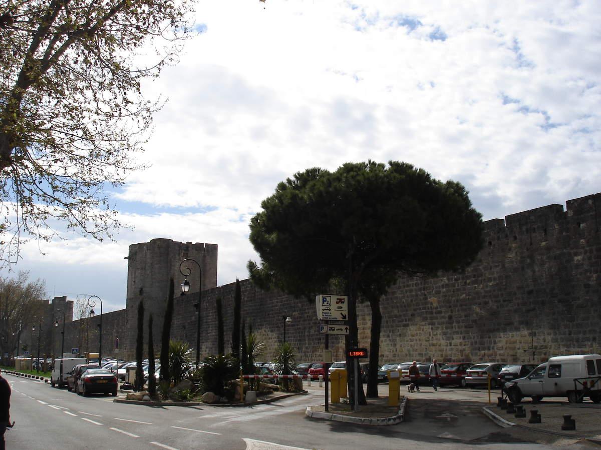 Aigues Mortes, belle ville médiévale du Gard (Languedoc Roussillon) 17