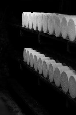 Roquefort Papillon, visite des caves ; terroirs de France en Aveyron 5