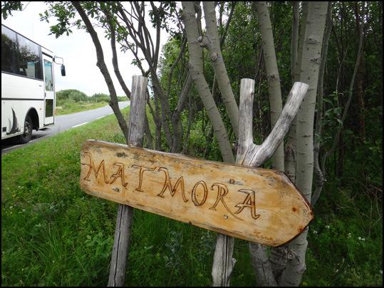matmora lofoten pancarte