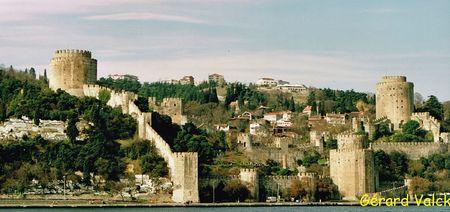 istanbul forteresse de l'europe