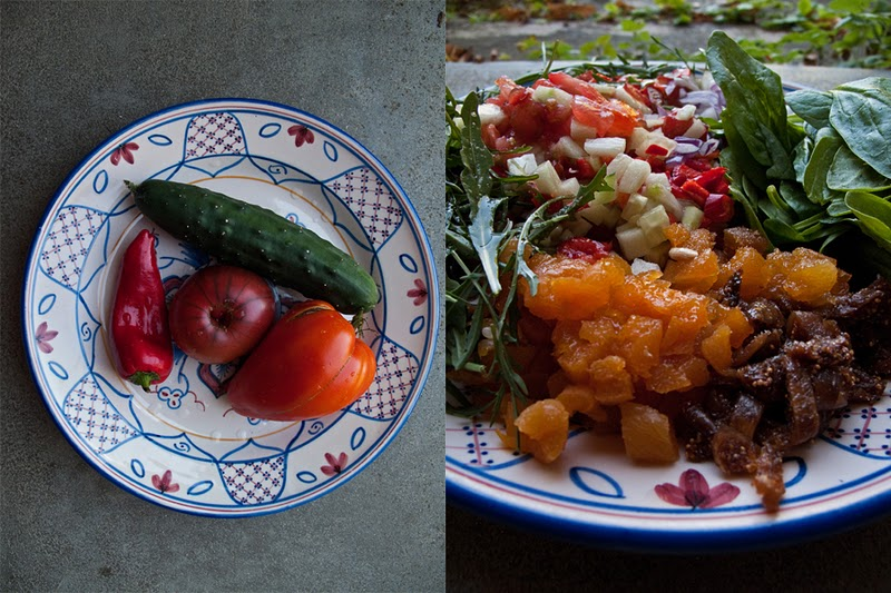 salade anatolienne recette turque