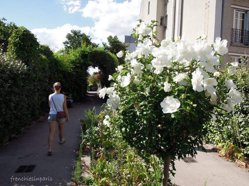 Promenade plantée entre Bastille et Vincennes : Balade dans les airs de Paris 2
