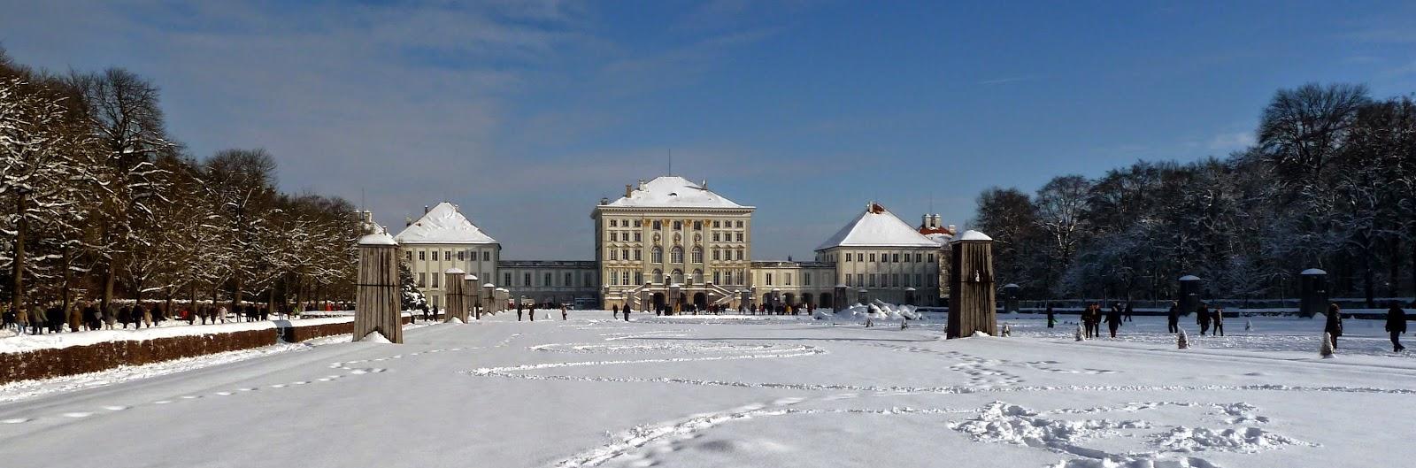 Chateau Nymphenburg, la résidence d'été des rois de Bavière à Munich 36