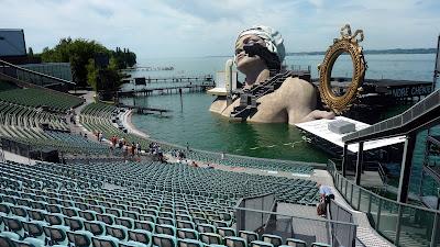 Festival d'opéra de Bregenz ; une expérience romantique sur le lac Bodensee 3