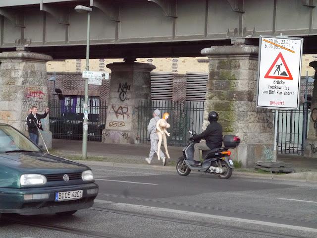Un été à Berlin : Juin 1